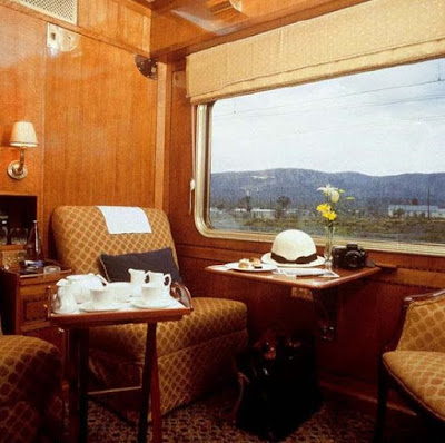 blue train sudafrica