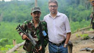 Pegiat HAM Nilai Din Minimi Tak Pantas Terima Amnesti Jokowi