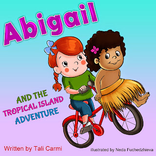 Abigail and the Tropical Island Adventure