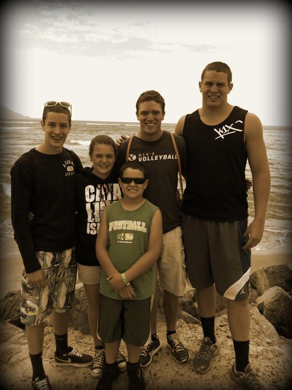 Elder Hoyt and his Siblings!