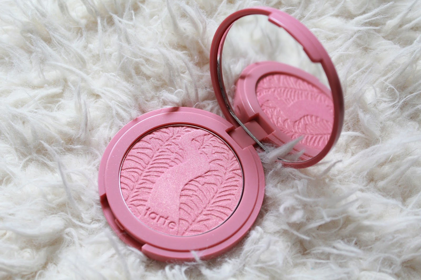 Tarte Amazonian Clay Blush in Glisten