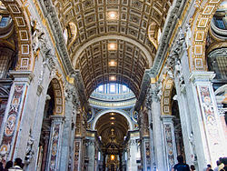 St Peter's Basilica Virtual Tour