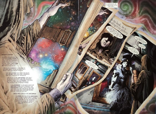Sandman Overture # 1 - Neil Gaiman J.H. Williams III