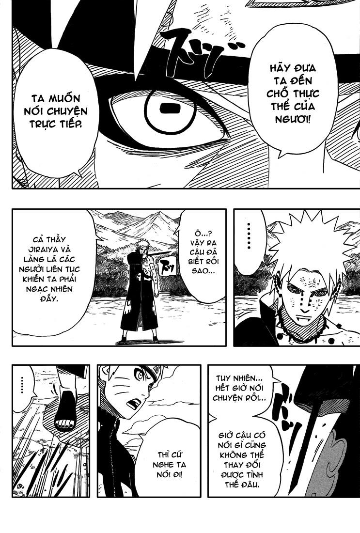 Naruto chap 441 Trang 11 - Mangak.info