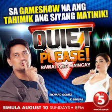 "Both celebrity teams officially introduced the unique and exciting concept of ""Quiet Please! Bawal ang Maingay"" as they go head-to-head in a series of timed challenges—of all shapes and sizes—with […]"