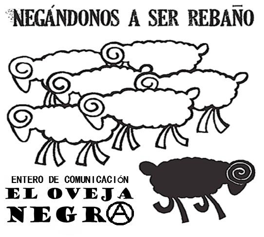 """Entero de comunicación Libertario """"el oveja NEGRA"""""""