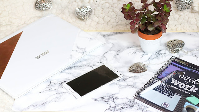 Samsung Note 4, Asus agenda BYB