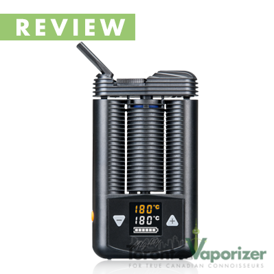 Mighty Vaporizer First Impressions