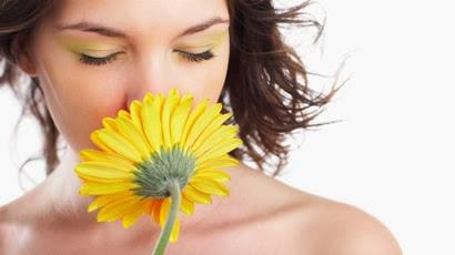 Os seres humanos podem cheirar mais de 1 trilhão de odores