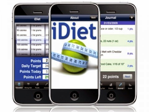 As Seen on the Dr.Oz Show: Top Diet and Nutritional Apps