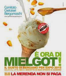 Gelato gratis a Bergamo