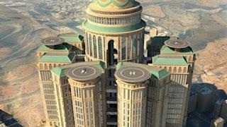 Wow! Mekah Bangun Hotel Terbesar di Dunia