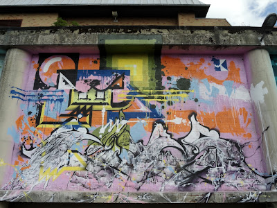 eyes-b graffiti