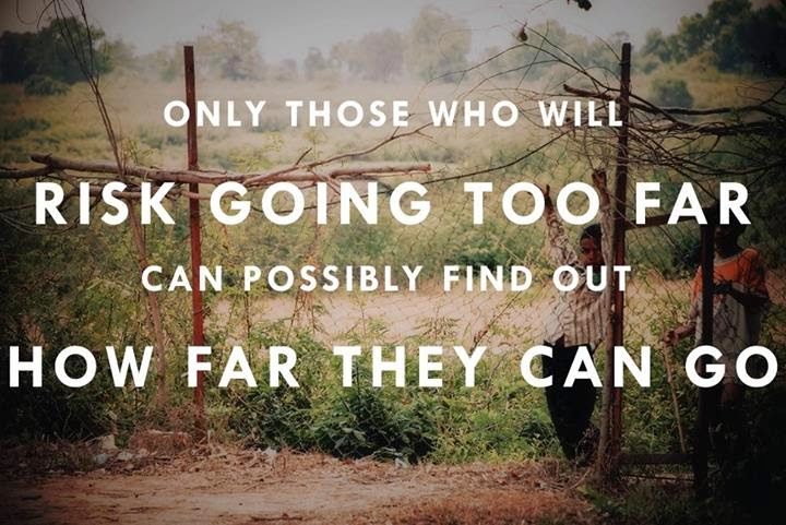 only those who go far quote, travel quotes