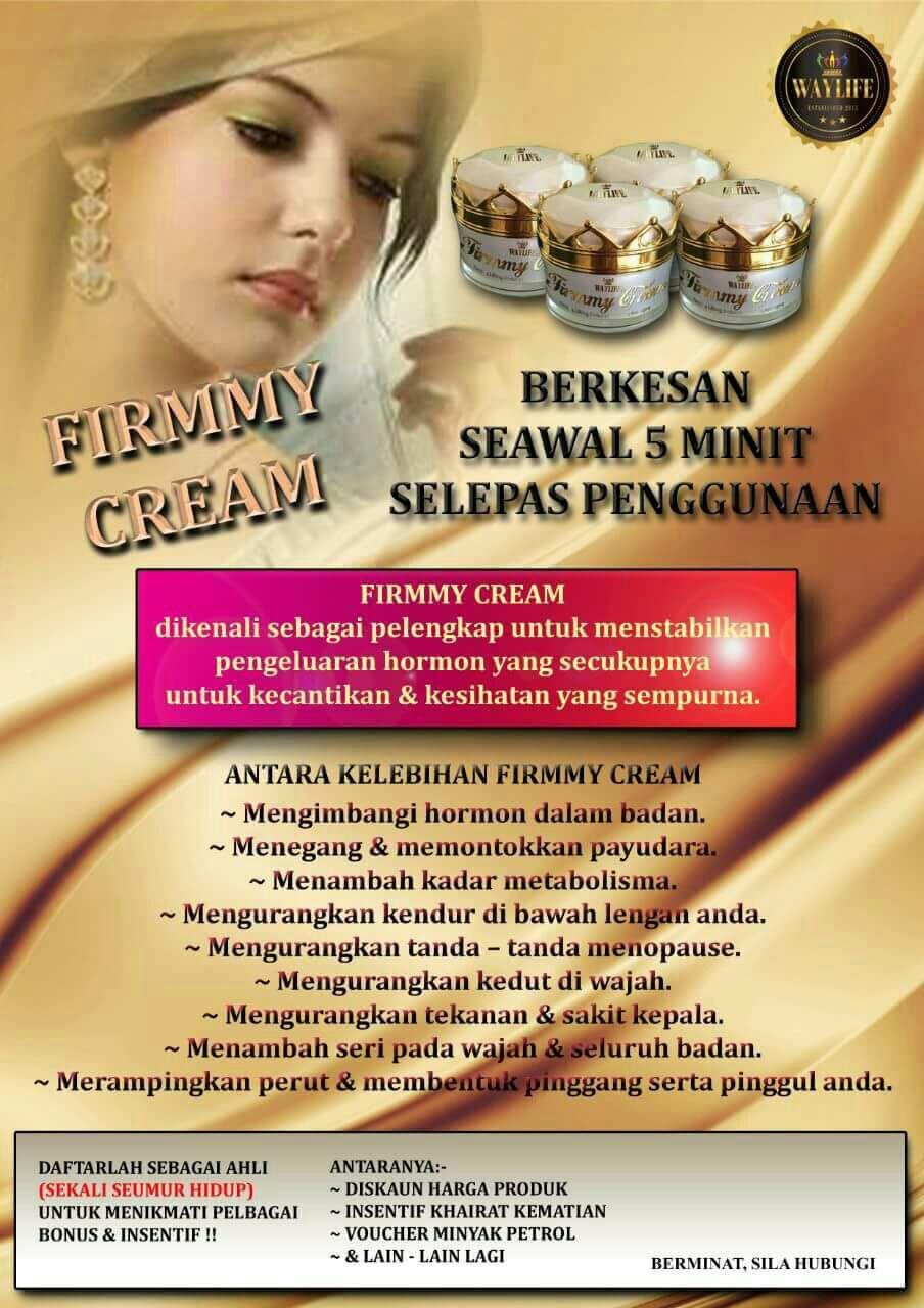 Firmmy Cream