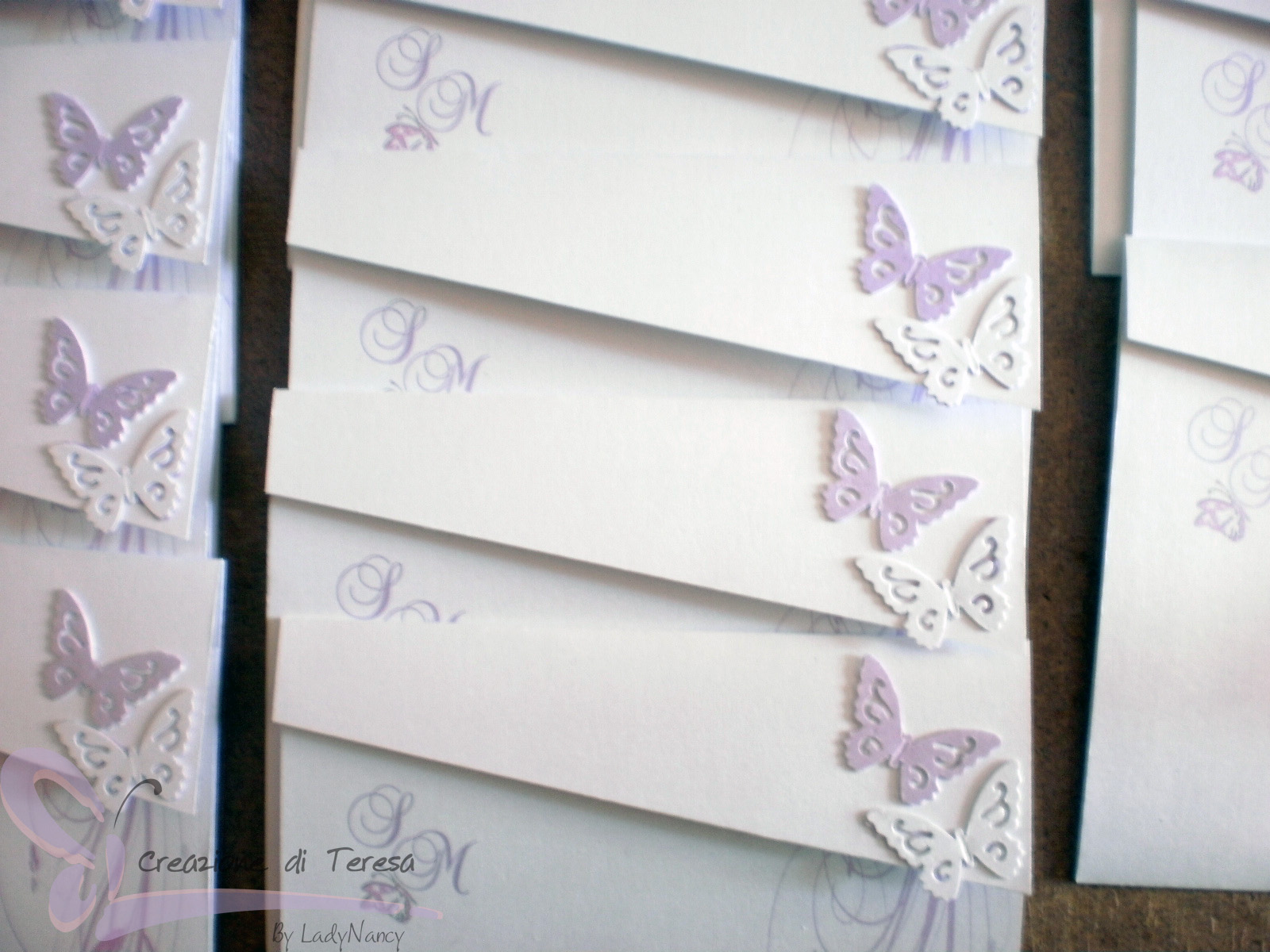 abbastanza Idee tema farfalle - Fai da te - Forum Matrimonio.com LD46
