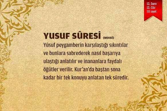 012 yusuf suresi -