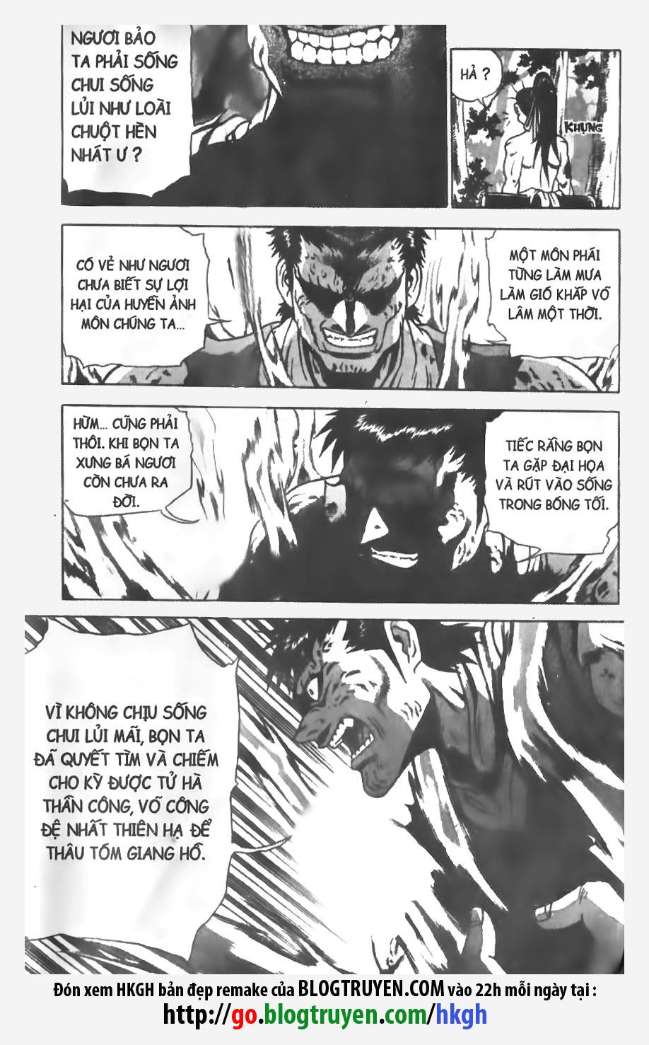 Hiệp Khách Giang Hồ chap 151 page 21 - IZTruyenTranh.com
