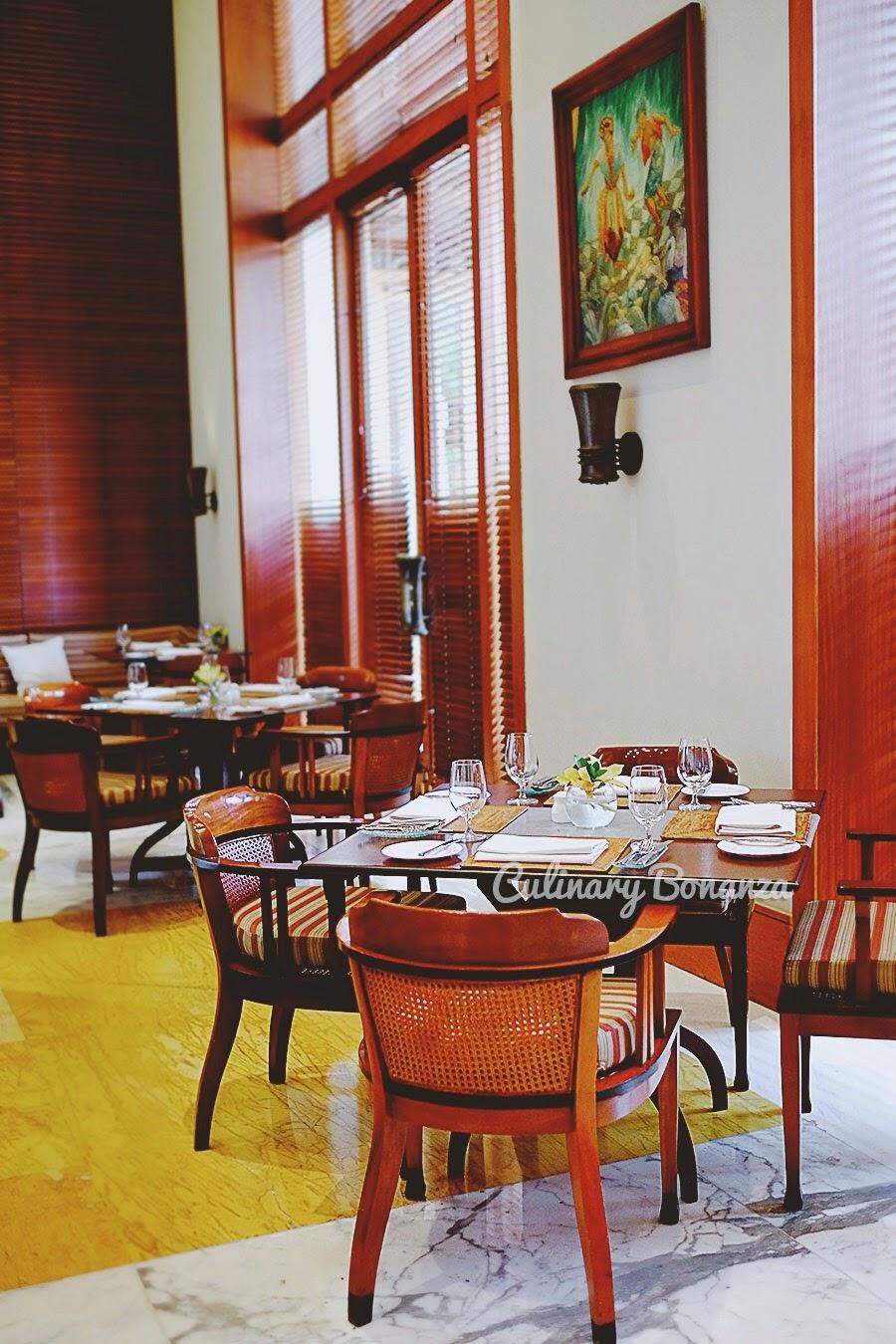 Jakarta Restaurant, The Dharmawangsa (www.culinarybonanza.com)
