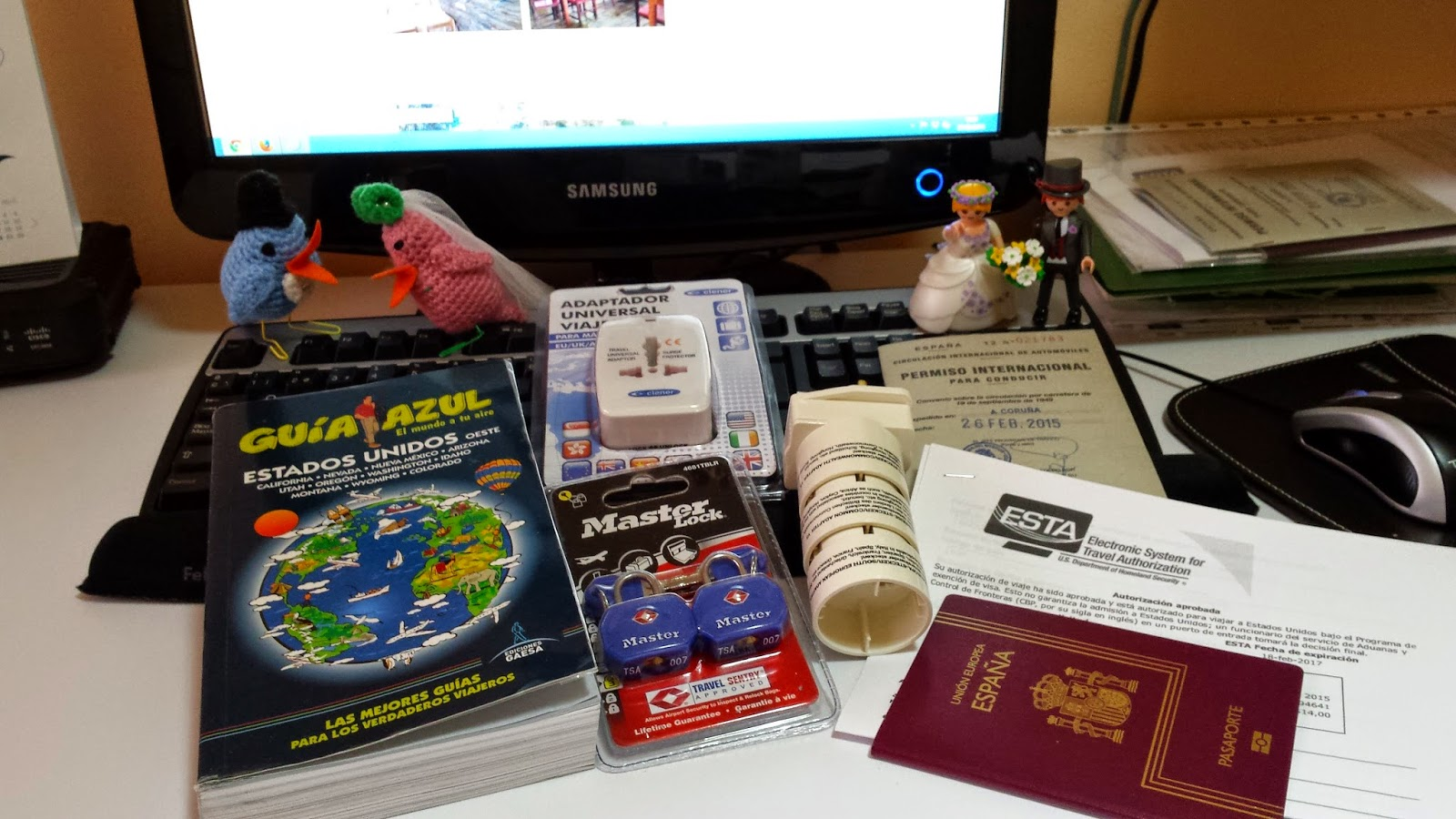 Para hacer más breve la espera, os dejamos 5 tips prácticos para preparar un  viaje al extranjero. Seguramente la mayoría caigan de cajón, pero aquí os  los ...