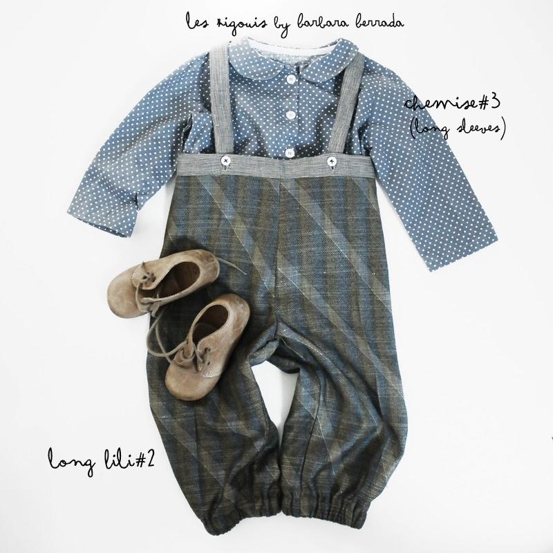 Moda Infantil Handmade Internacional: Les Zigouis