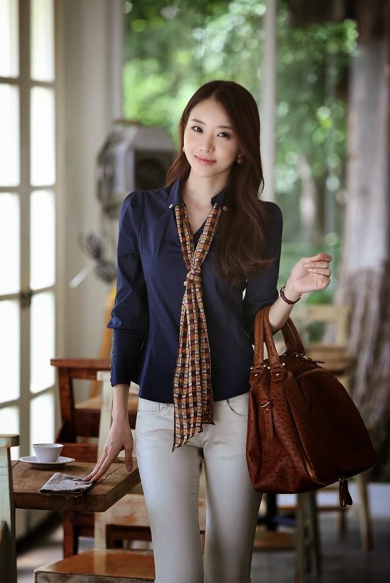 Clothes Trend 2014 Korean Women