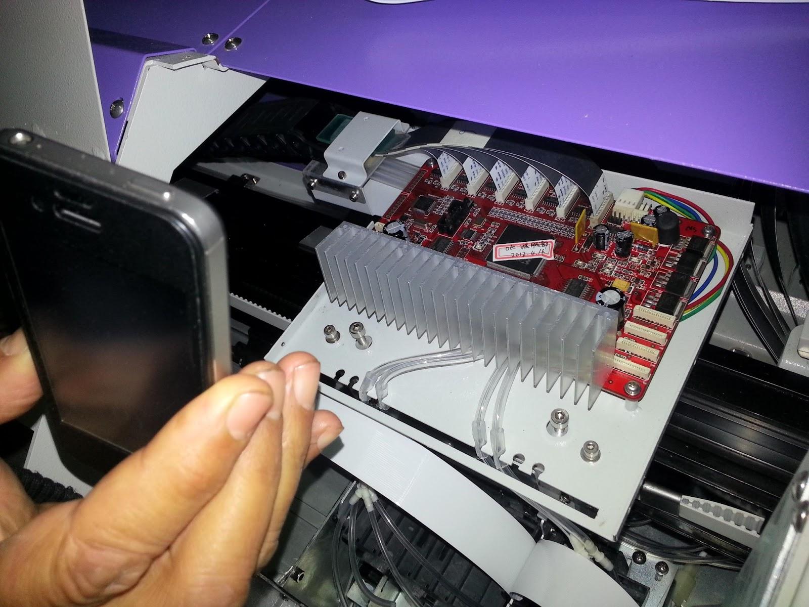 b dazzle machine
