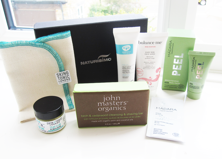 Naturisimo Cleanse & Polish Discovery Box review