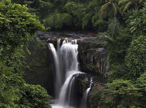 Tegunungan waterfall Gianyar Bali