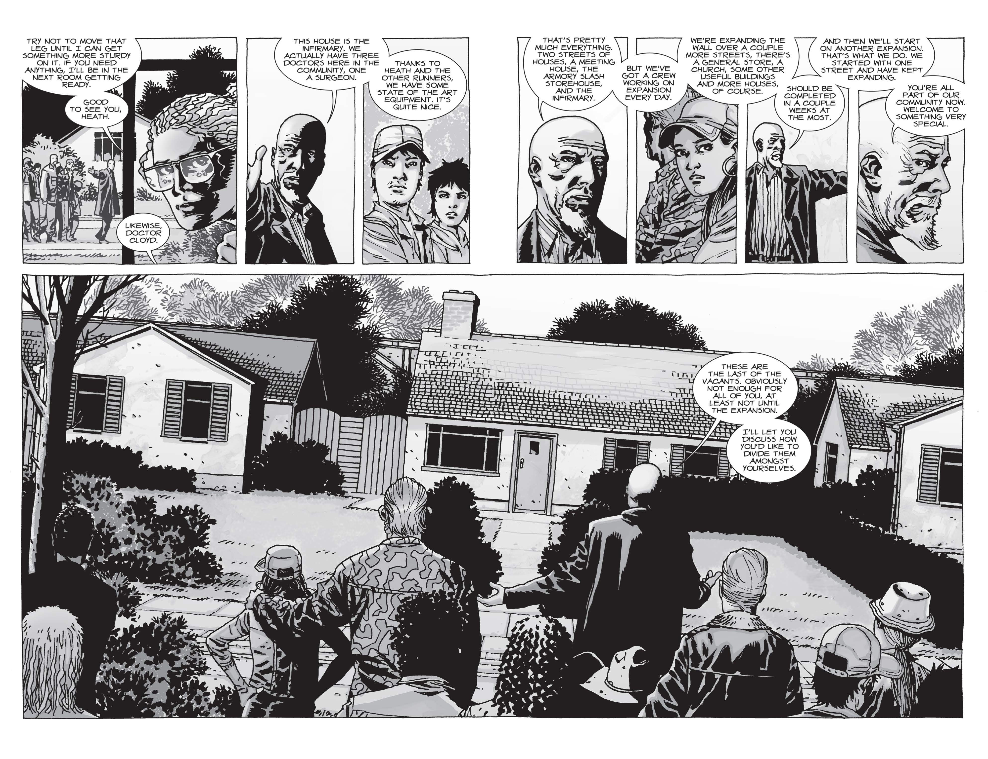 The Walking Dead Issue #71 Page 10