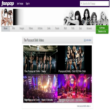 fanpop com - pussycat dolls