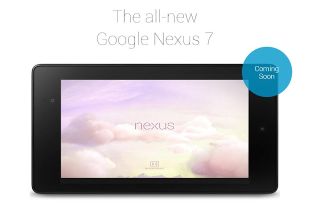 Google Nexus 7 India Launch
