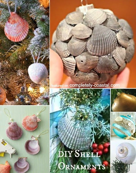 shell ornaments