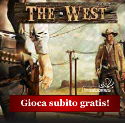 The West ITA, il browser game di ruolo del selvaggio West