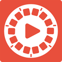 Flipagram App iTunes App Icon Logo By Cheerful, Inc - FreeApps.ws