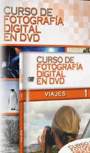 Curso de Fotografía Digital en DVD