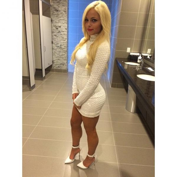 A Look at Absolutely Stunning NXT Diva Gionna Daddio aka
