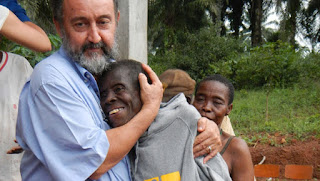 Misionero de la misericordia español en Centroáfrica