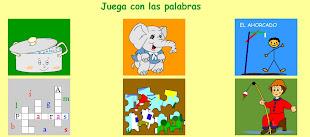 JUEGA CON LAS PALABRAS