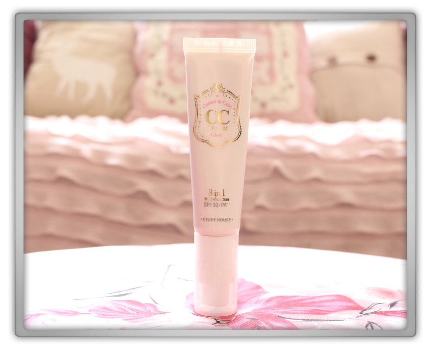 Jolse Order #3 Part 1 Makeup Haul & Review 2015 makeup beauty blogger etude house CC Cream Correct Care glow
