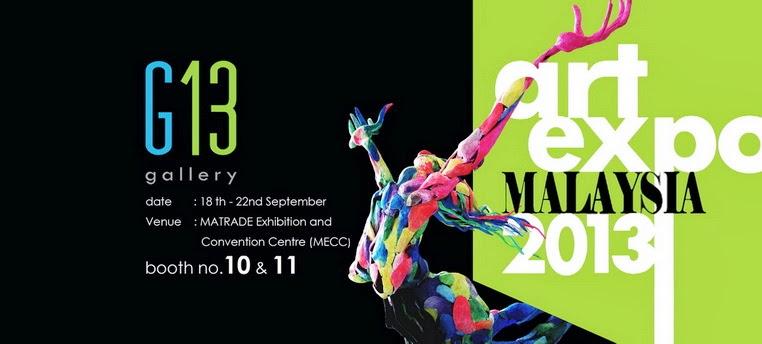 Art Expo Malaysia 2013