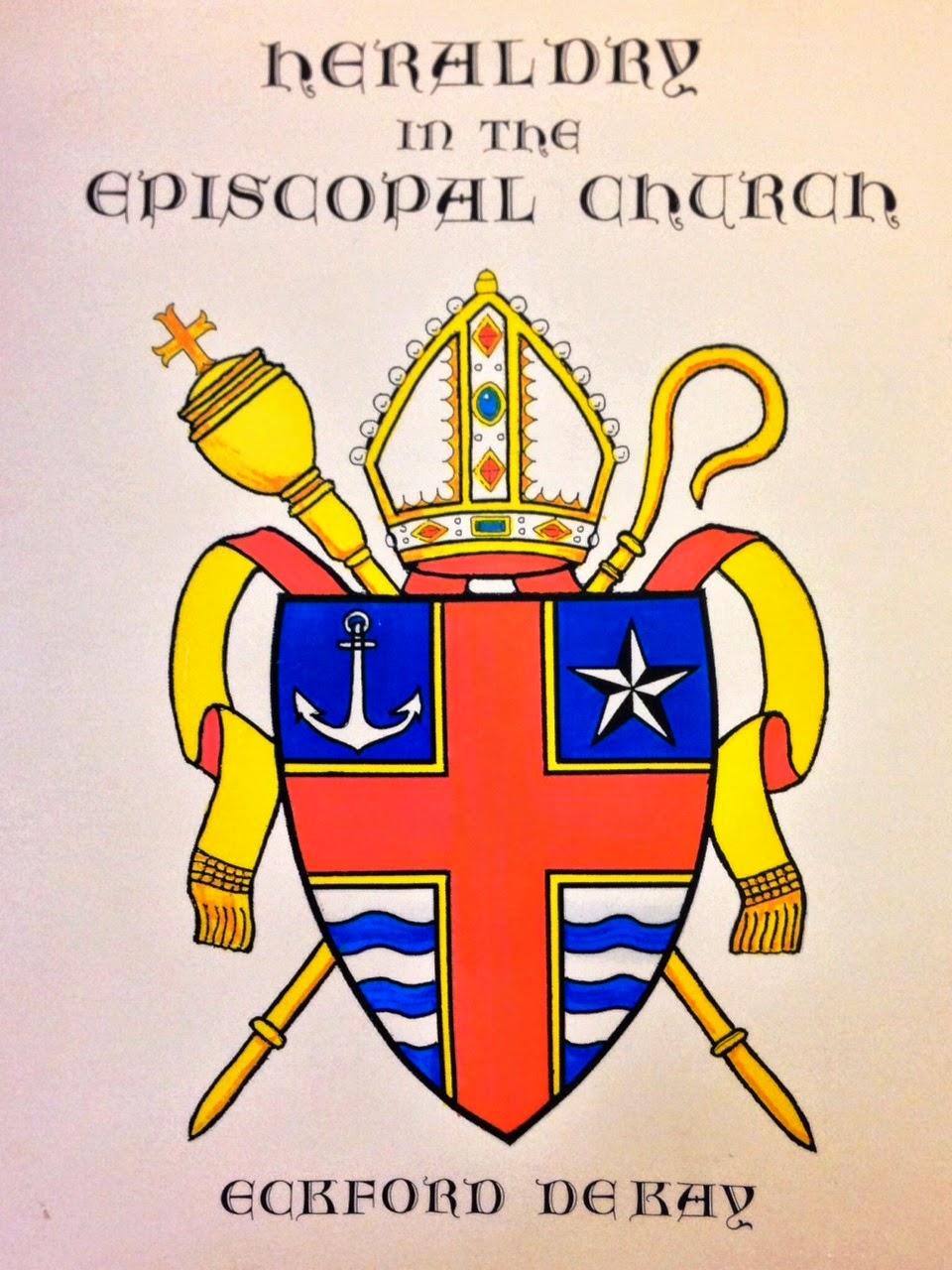 Walsingham Wanderings Heraldry In The Episcopal Church