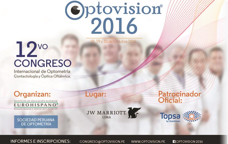OPTOVISION 2016