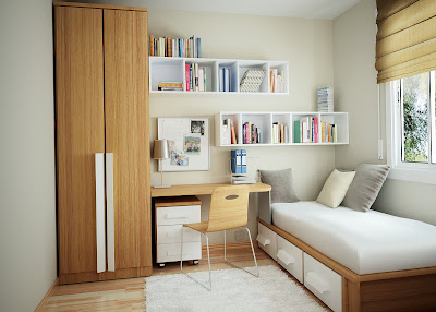 Modern Small Bedroom Interior Designs