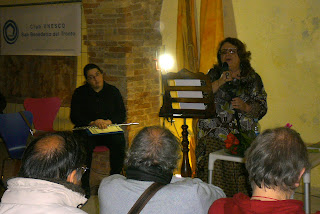 Verso Primavera. Il Club Unesco di San Benedetto festeggia la poesia e la primavera.
