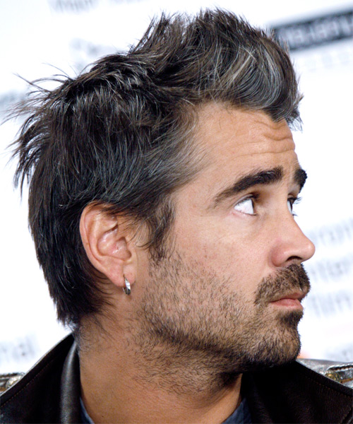 colin farrell ponytail