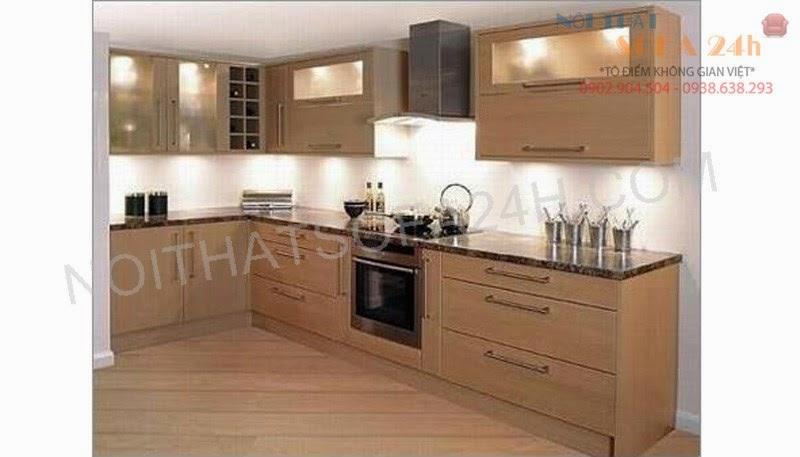Tủ bếp TB023