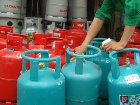 Giá gas bắt đầu tăng 80.000 đồng kể từ hôm nay