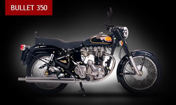 The legendary Bullet 350 need no introduction. This classic machine has kept place with advances in engineering and ergonomics without diluting its impeccable pedigree.