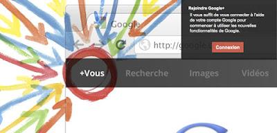 Google+ Partagez le Web comme vous le vivez